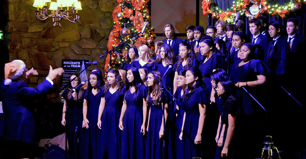 Tramway Holiday Choirs