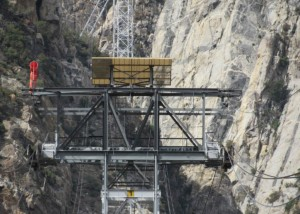 Palm Springs Tram - Helicopter Pad